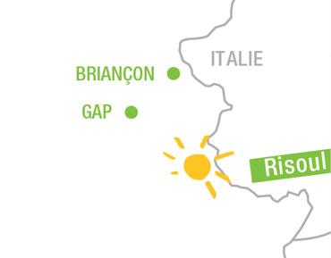 RISOUL, LA PLUS INTIME DES GRANDES STATIONS