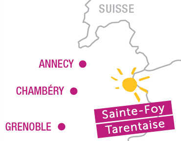 Sainte-Foy Tarentaise, a little gem in the mountain