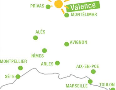 Valence : ville d'Art et d'Histoire