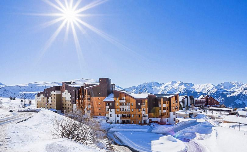 Vacances ski Alpe Huez