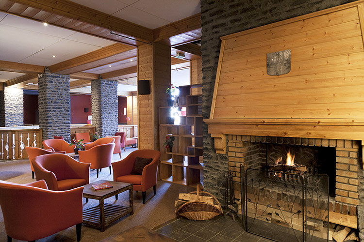 mmv Hotel Club Arc 2000, Altitude, Savoie, French Alpes, hotel