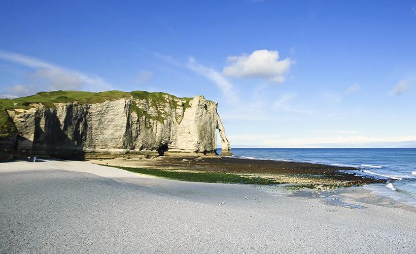 Côtes normandes : séjour de vacances d'été à Auberville