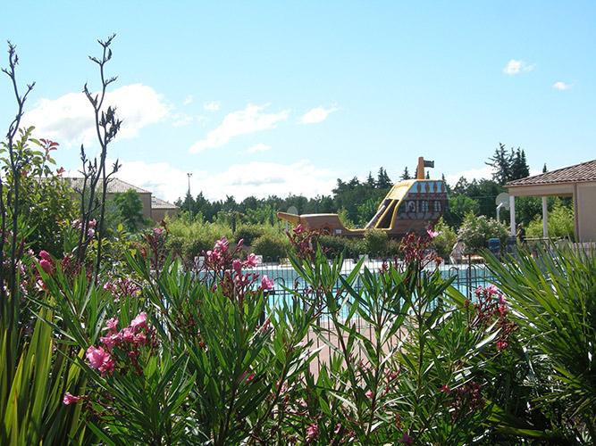 Location vacances Aubignan