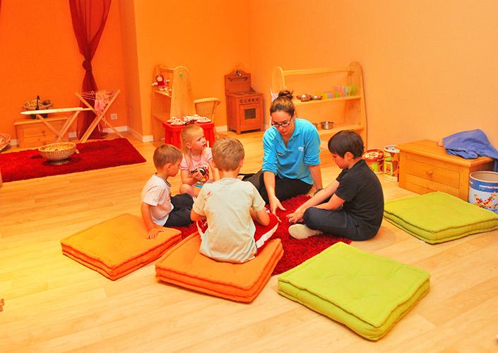 activités enfants en week-end été à Belle Plagne