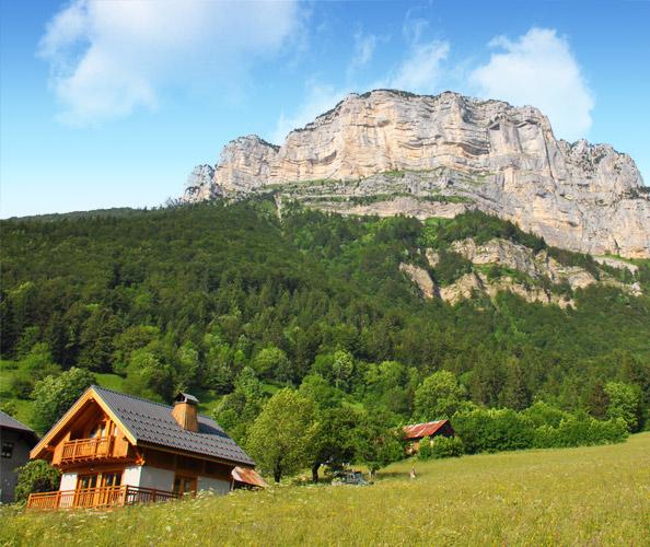 séjour à la montagne en été à Belle Plagne