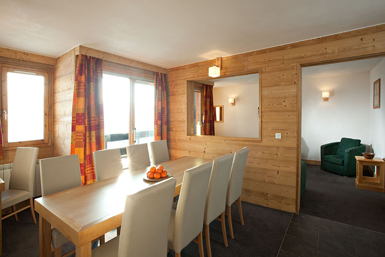 Résidence Club ski Belle-Plagne, Le Centaure