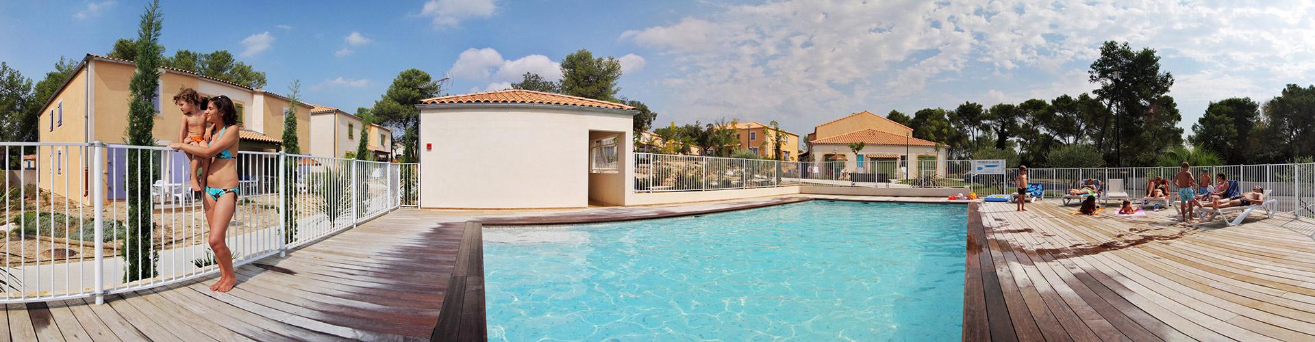 séjour de vacances d'été à Castries