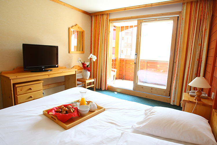 Hôtel Club et Résidence Club mmv Courchevel, Le Golf, Savoie, chambre