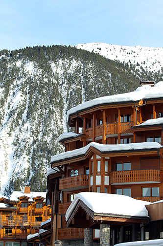 Hôtel Club et Résidence Club mmv Courchevel, Le Golf, Savoie