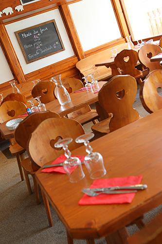 Hôtel Club et Résidence Club mmv Courchevel, Le Golf, Savoie, restaurant