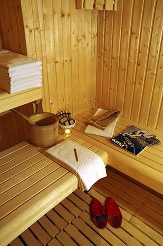 Hôtel Club et Résidence Club mmv Courchevel, Le Golf, Savoie, sauna