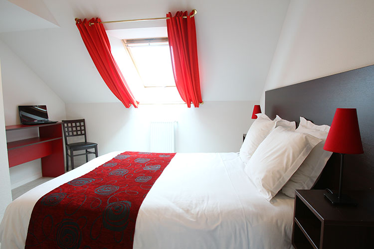Réservation chambre résidence Dinan