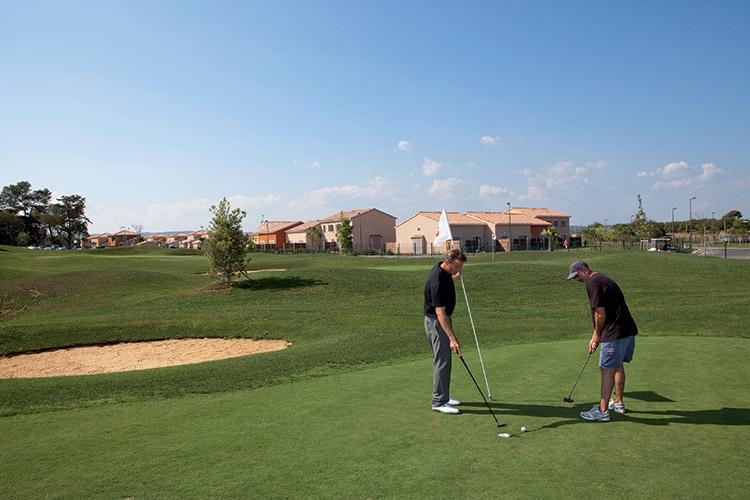 Résidence Club Fabrègues, Le Domaine du Golf, Languedoc-Roussillon, Golf