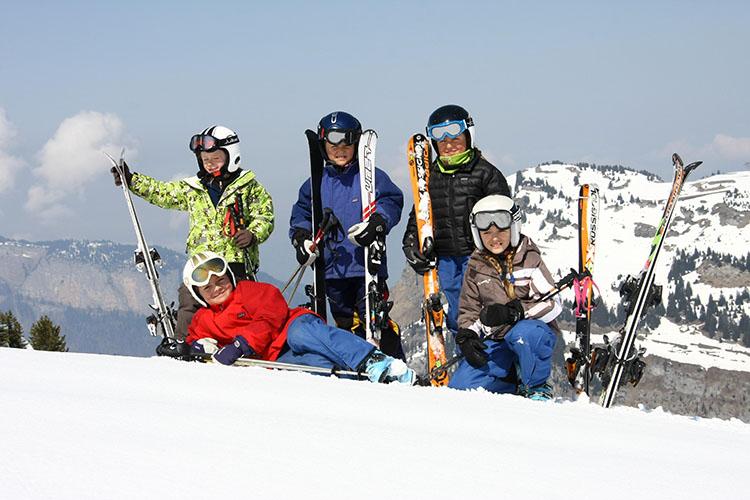 séjour vacances ski à Flaine