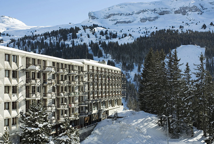 mmv Hôtel Club rated as Holiday Village 3* at Flaine - Le Flaine