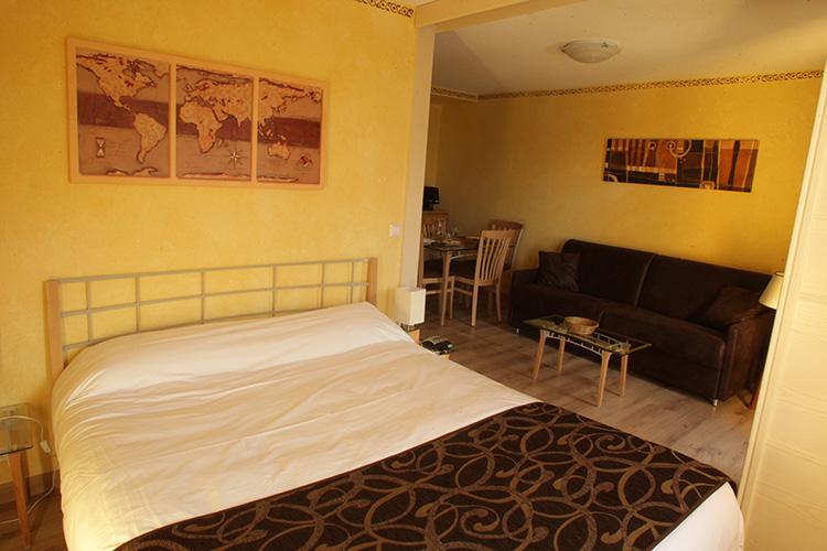 Réservation chambre résidence Isola 2000