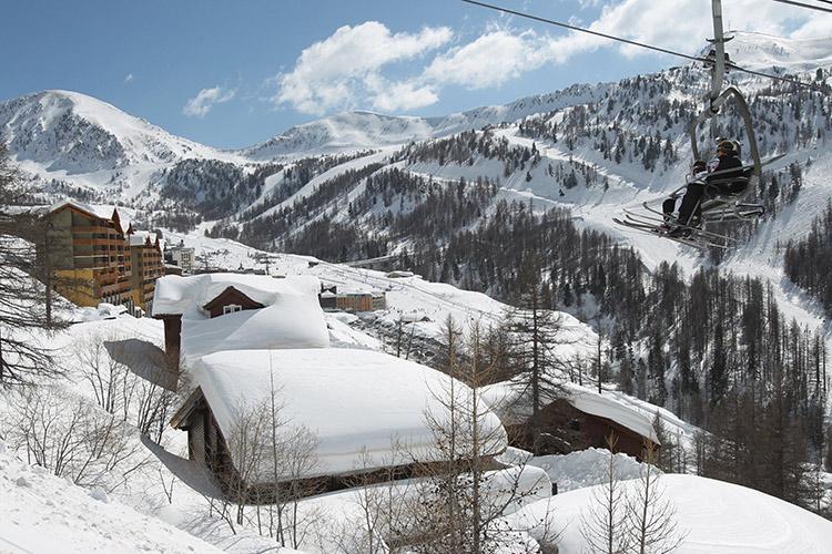 location equipement ski isola 2000