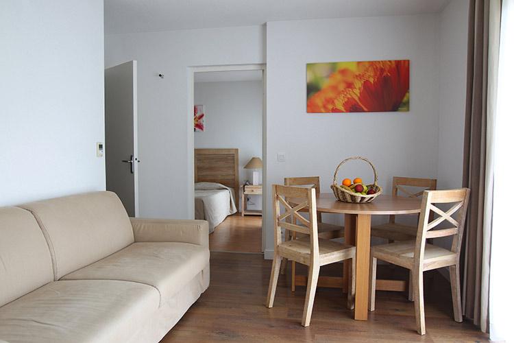 Résidence Club mmv La Rochelle, Le Domaine du Château, Atlantique, appartement