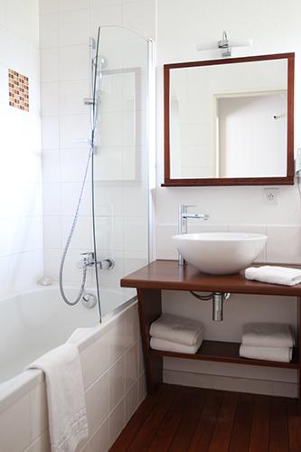 Résidence Club mmv La Rochelle, Le Domaine du Château, Atlantique, salle de bain