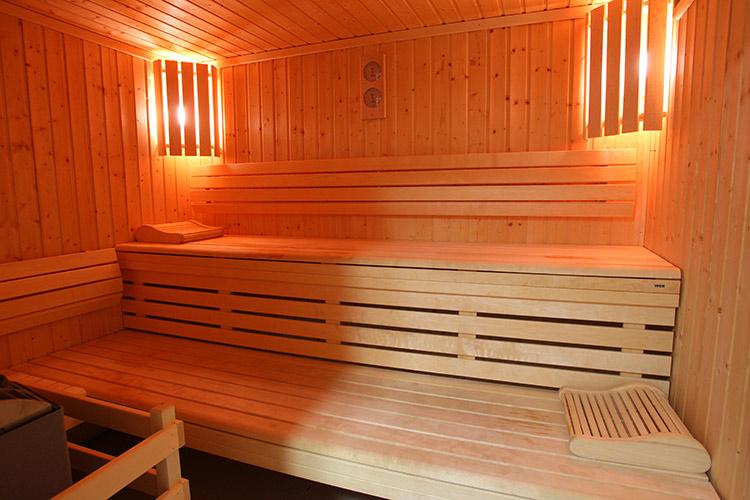 Résidence Détente*** Lacanau, Les Rives du Lac, Gironde, sauna