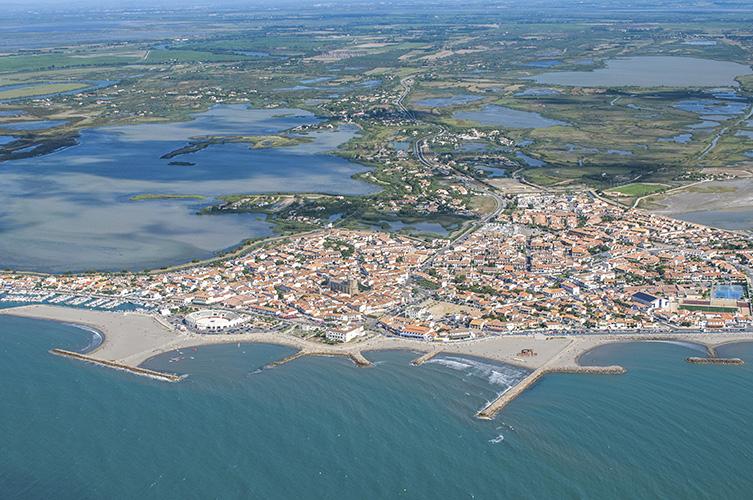 Résidence Partenaire Le Grau du Roi, Cap Med***, le port