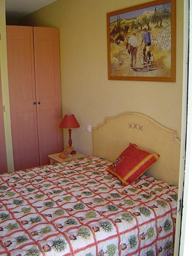 Résidence Partenaire Le Lavandou, Le Domaine de la pinède, Côte d'Azur, chambre