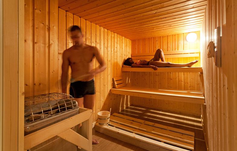 Sauna Les 2 Alpes, Hôtel Club Le Panorama