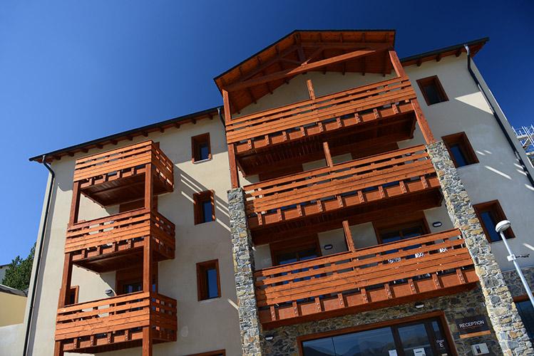 Résidence Partenaire Les Angles, Les Chalets de l'Isard***, Pyrénées