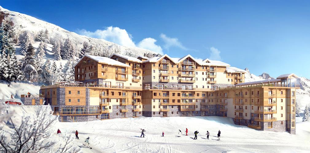 Résidence Club**** mmv Les Menuires, Le Coeur de Loges, Savoie