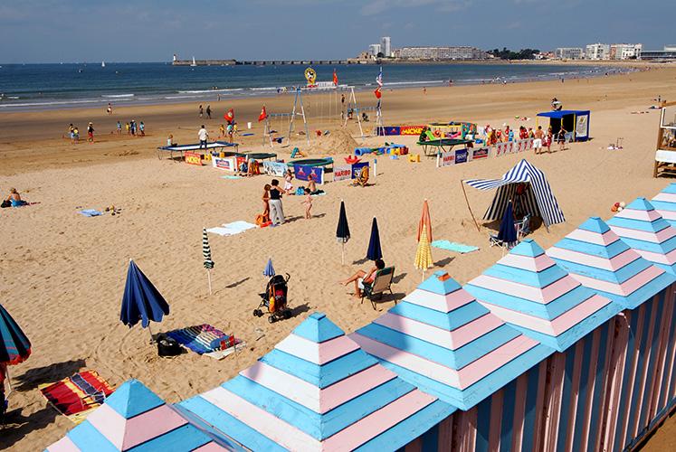 Résidence Détente mmv, Les Sables d'Olonne, les Jardins de l'Amirauté, Vendée, Pays de la Loire, Atlantique, plages