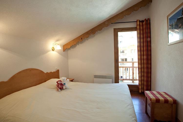 Montgenèvre résidence club mmv**** le hameau des airelles, chambre