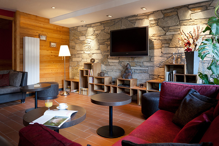Montgenèvre résidence club mmv**** le hameau des airelles, salon