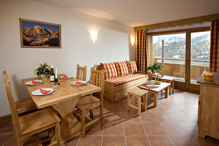 location appartement ski a montgenevre