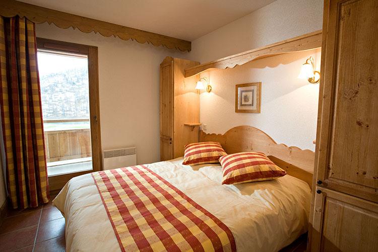 Réservation chambre en résidence club Montgenèvre