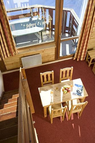 Plagne Montalbert hôtel club les sittelles , appartement