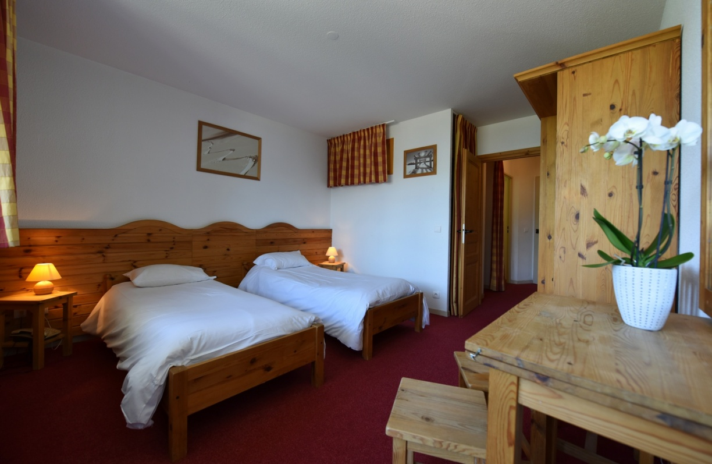 Hotel Club Plagne Montalbert - Chambre