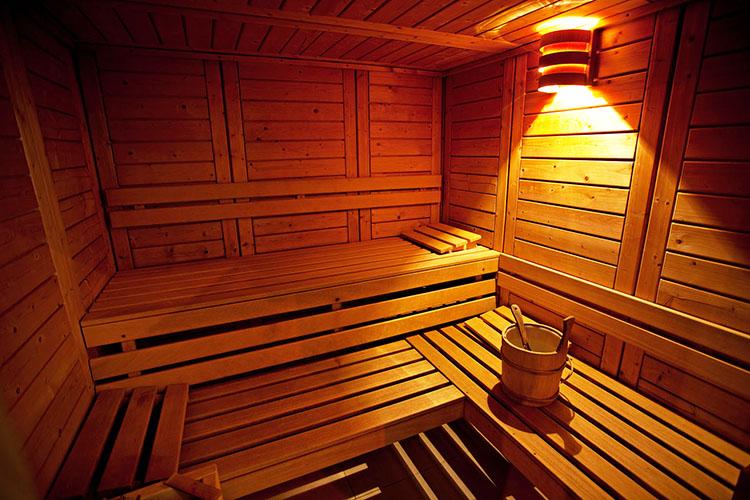 Sauna Plagne Montalbert en hôtel club