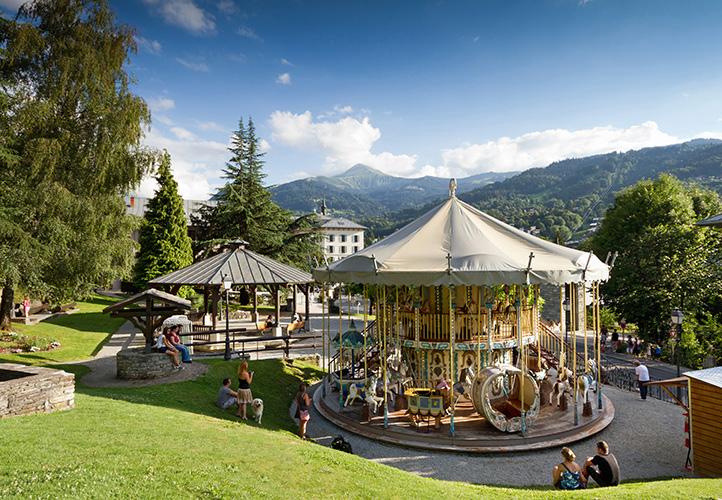 Hôtel Club mmv Saint-Gervais Mont-Blanc, le monte bianco, Haute Savoie, village