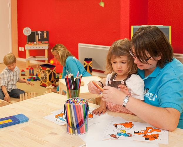clubs enfant pour séjours vacances à Saint-Gervais Mont-Blanc