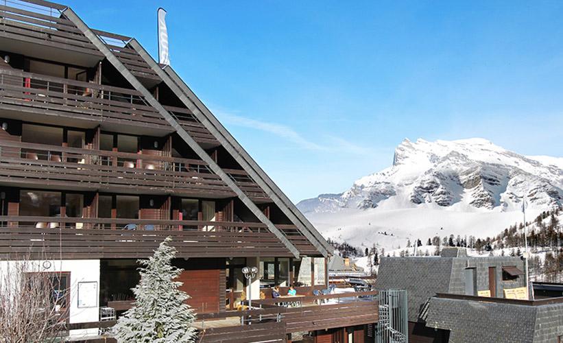 Hôtel Club mmv classé Village de Vacances *** Monte Bianco à Saint Gervais