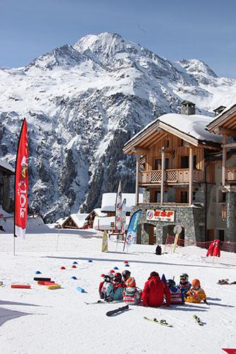 Séjour vacances ski à Sainte-Foy Tarentaise