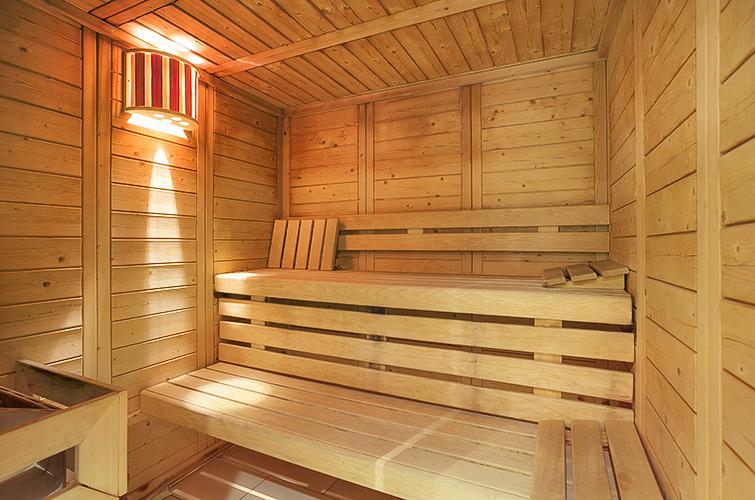 Serre chevalier sauna