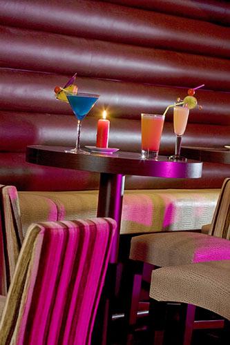 Hôtel Club mmv Serre Chevalier, L'Alpazur, Hautes Alpes, bar