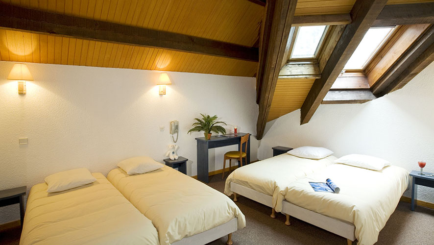 Hôtel Club mmv Serre Chevalier, L'Alpazur, Hautes Alpes, chambre