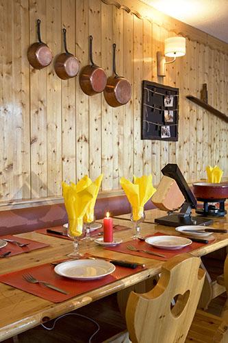 Hôtel Club mmv Serre Chevalier, L'Alpazur, Hautes Alpes, restaurant