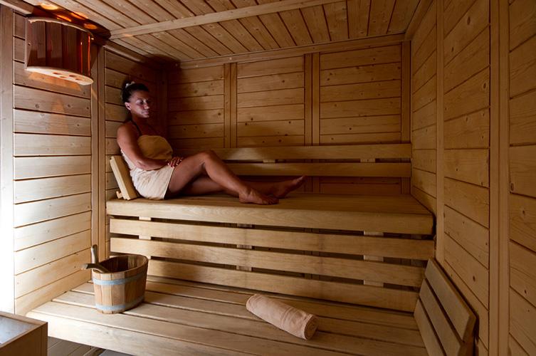 Sauna : Hôtel Club Serre Chevalier