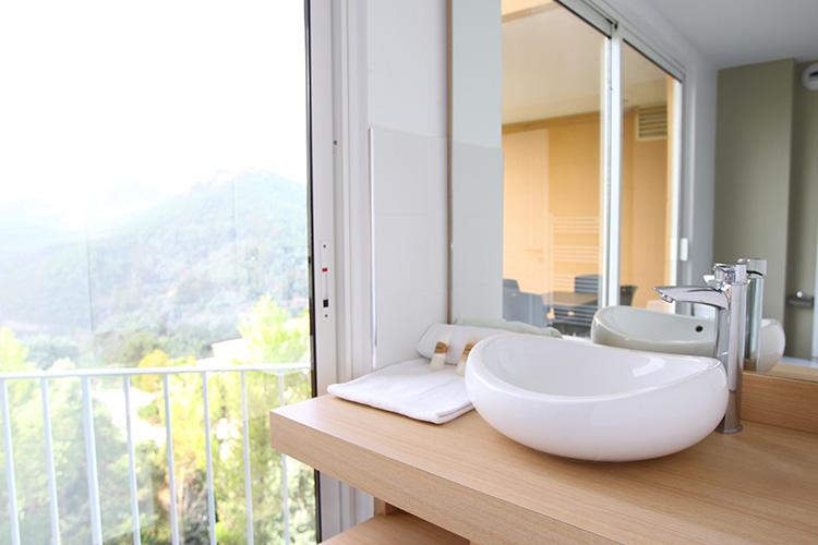 Résidence Détente Théoule, Horizon bleu, Théoule-sur-mer, salle de bain
