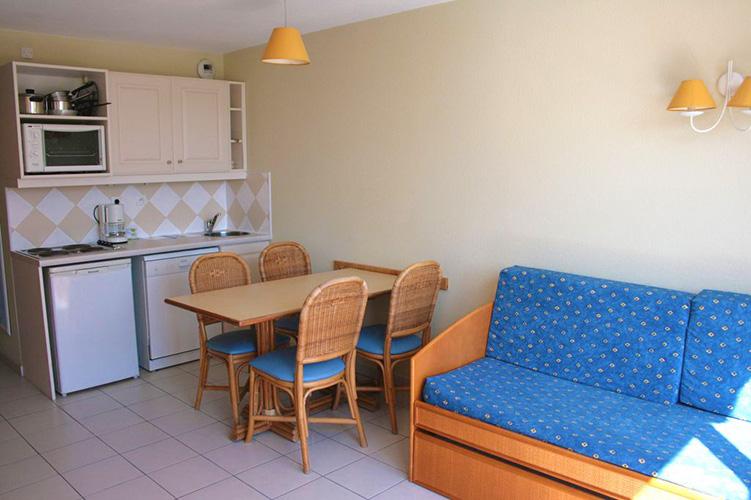 Résidence Détente Théoule, Horizon bleu, Théoule-sur-mer, cuisine