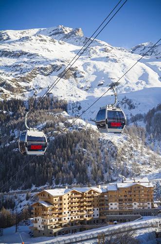 Vacances ski Tignes