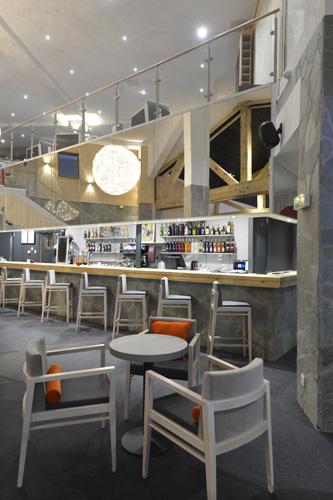 mmv Hotel Club Tignes les Brévières, Les Brévières, Savoie, French Alps, bar